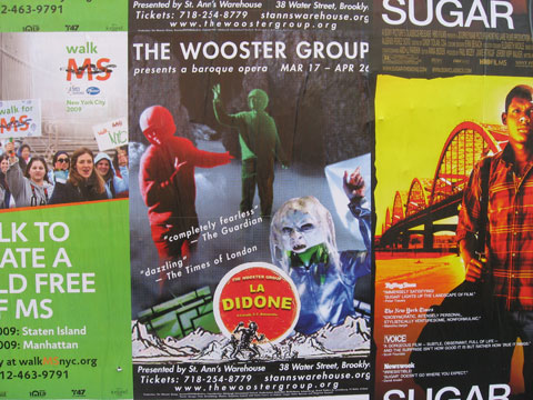Wooster Group poster