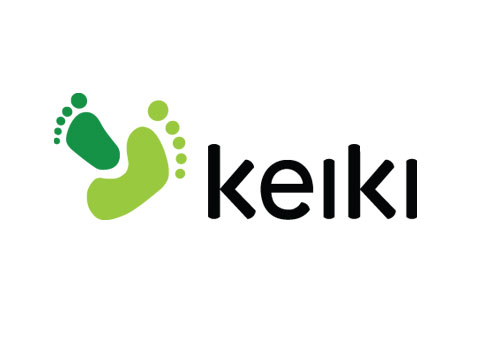 Logo for Keiki, the free parenting guide